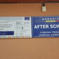 Construire After school, comuna Targusor